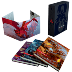 Dungeons and Dragons 5th Edition Core Book Gift Set